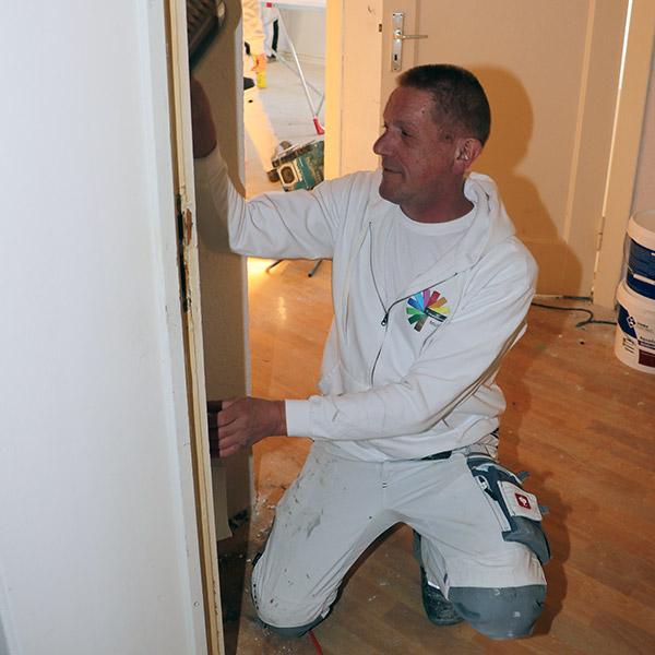Michael - Spezialist für Bodenbelagsarbeiten